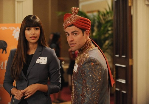 Spoiler Photo: Nick and Jess! Episode 16 Marriage
