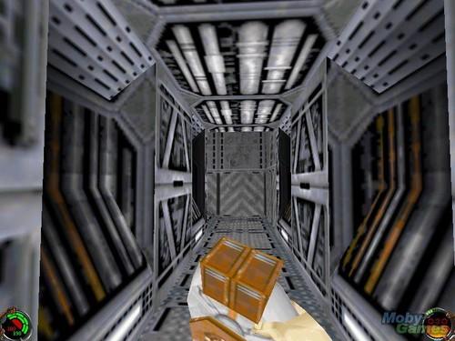 ngôi sao Wars: Jedi Knight - Dark Forces II screenshot