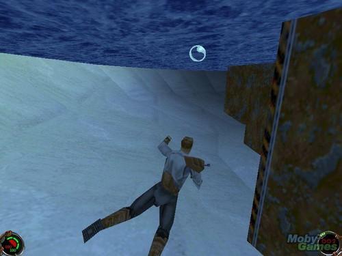 bituin Wars: Jedi Knight - Dark Forces II screenshot