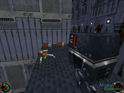 stella, star Wars: Jedi Knight - Dark Forces II screenshot