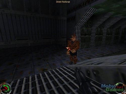 星, つ星 Wars: Jedi Knight - Dark Forces II screenshot