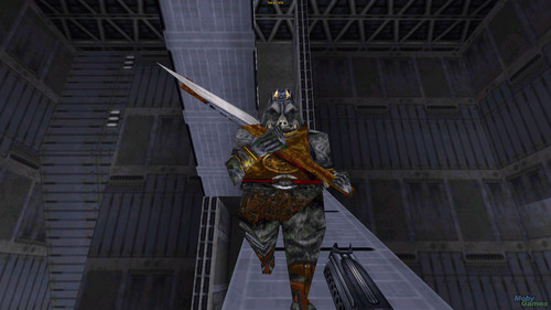 星, つ星 Wars: Jedi Knight - Dark Forces II screenshot