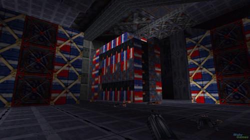 estrella Wars: Jedi Knight - Dark Forces II screenshot
