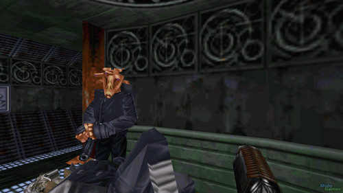 Star Wars: Jedi Knight - Dark Forces II screenshot