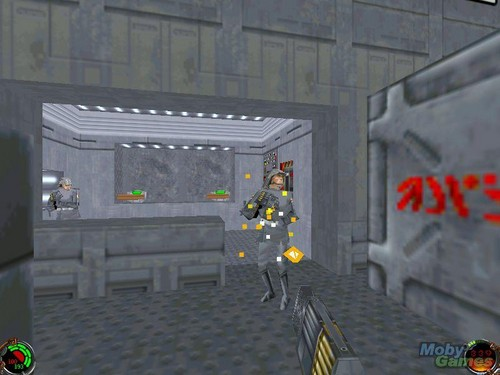bintang Wars: Jedi Knight - Dark Forces II screenshot