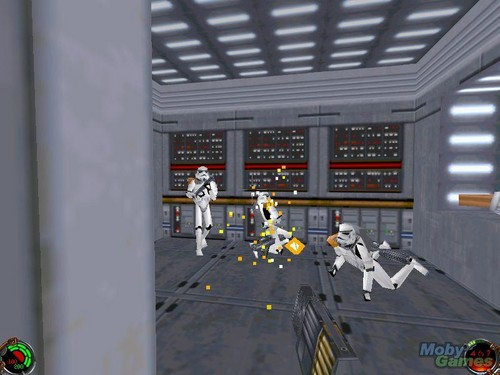 estrela Wars: Jedi Knight - Dark Forces II screenshot