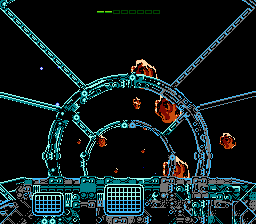 estrela Wars (NES version) screenshot