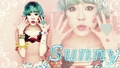 Sunny Kiss Me Baby-G by Casio  - sunny wallpaper