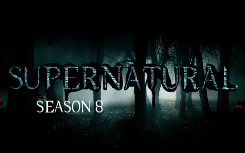 supernatural fondo de pantalla possibly with a sign titled supernatural S8