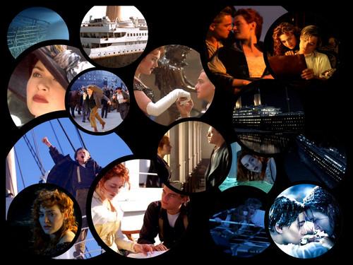 Titanic Scenes
