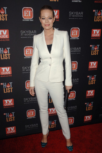 TV Guide Magazine Hot danh sách Party (November 12, 2012)