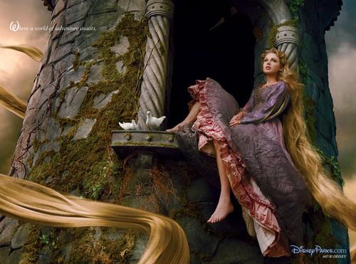 Taylor तत्पर, तेज, स्विफ्ट as Rapunzel