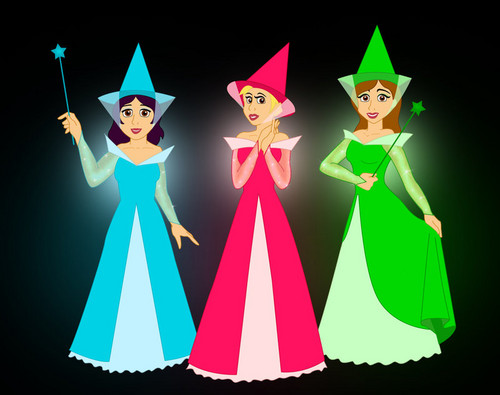 The 3 Fairies
