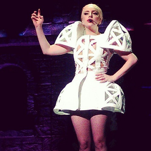 The Born This Way Ball Tour in Phoenix