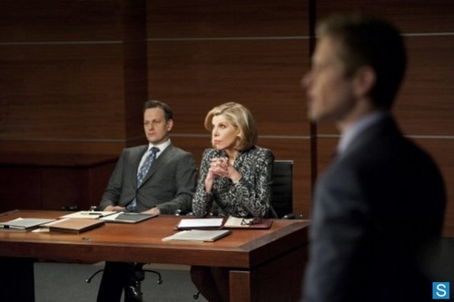 The Good Wife - Episode 4.14 - Red Team, Blue Team - Promotional mga litrato