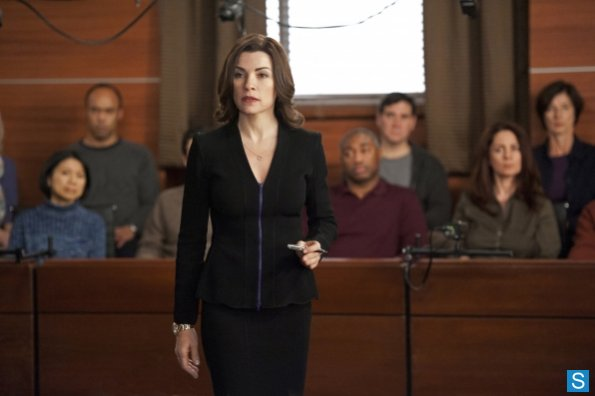 The Good Wife - Episode 4.14 - Red Team, Blue Team - Promotional Photos