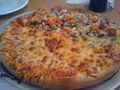 The Half & Half Pizza! - pizza photo