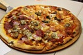 The Half &amp; Half Pizza! - pizza photo