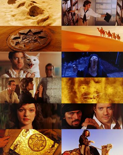The Mummy Фильмы Фан Art