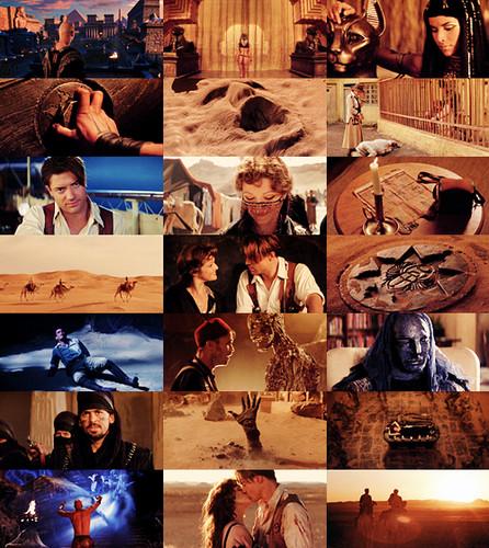 The Mummy চলচ্চিত্র অনুরাগী Art