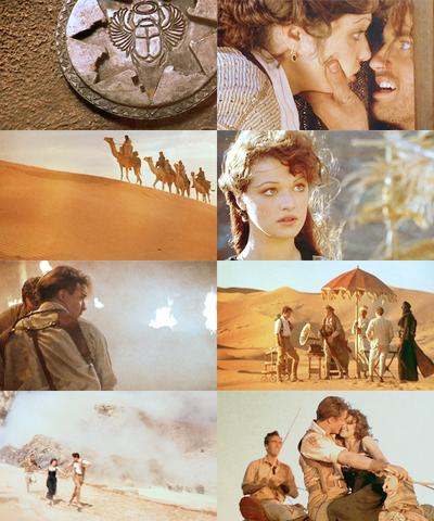 The Mummy Filme Fan Art