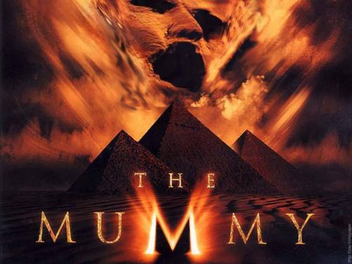 The Mummy filmes fã Art