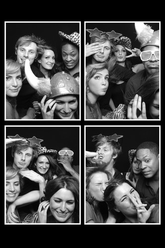 Bradley James wallpaper called The Wrap Party