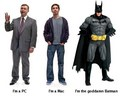 The goddamn batman! - lol photo