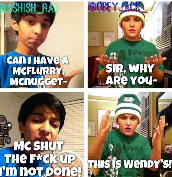 This is Wendy's!!!