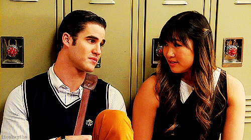 Tina and blaine 4x11