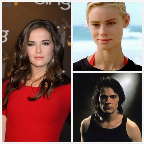 Vampire Academy Official Cast - vampire-academy Photo