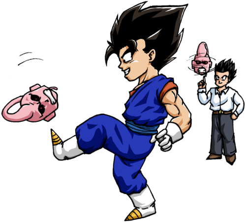 Vegeth buu multivers