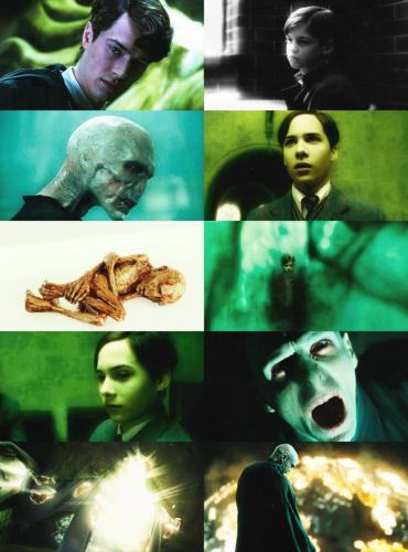 Tom Riddle/Voldemort