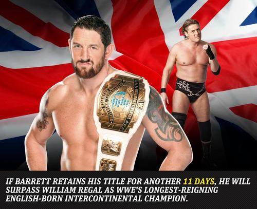 Wade Barrett and William Regal