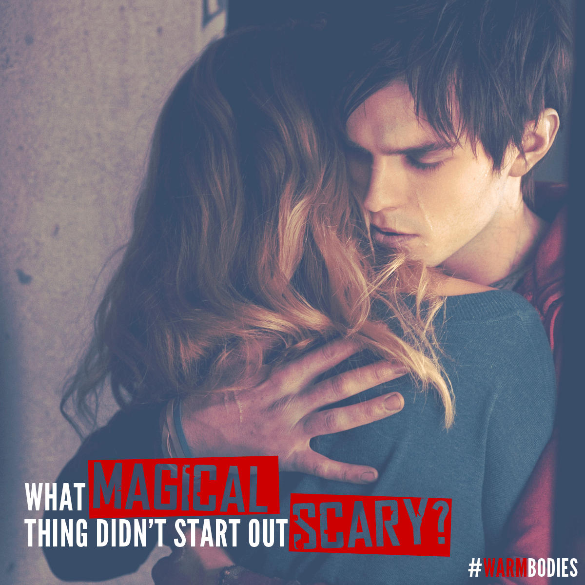 warm bodies Fans of the book warm bodies by isaac marion (about a romance between a   krentz says the first step was to break down the project to know how much work.