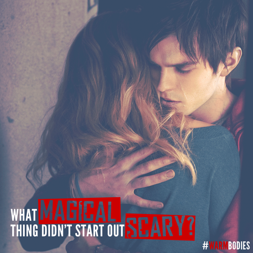 Warm Bodies Movie Обои probably containing a portrait entitled Warm Bodies Movie