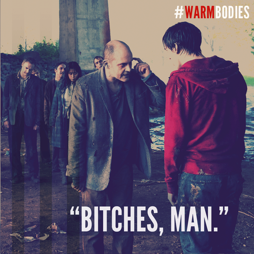 Warm Bodies Movie