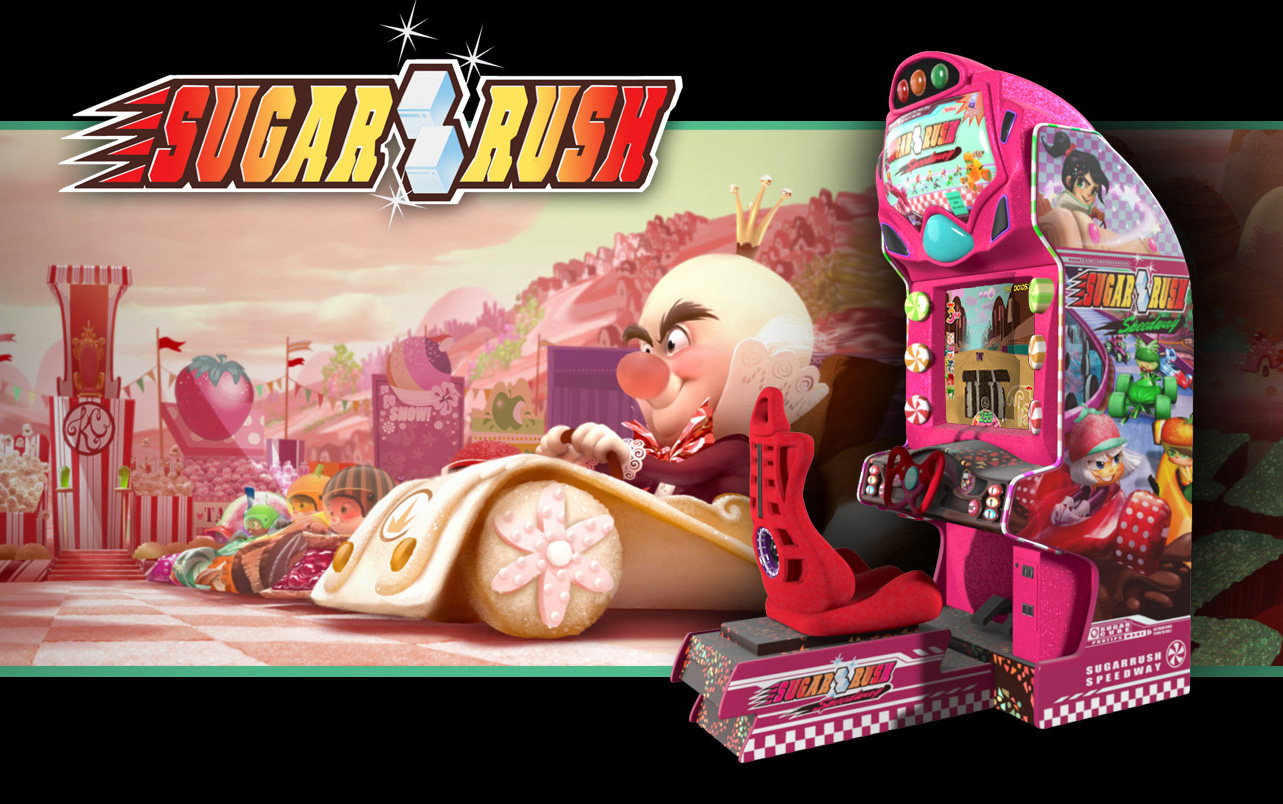 Sugar Rush The Game
