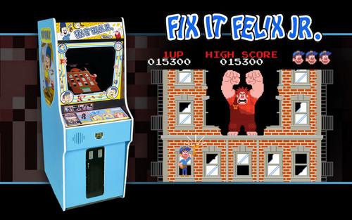 Fix-It Felix Jr. game console