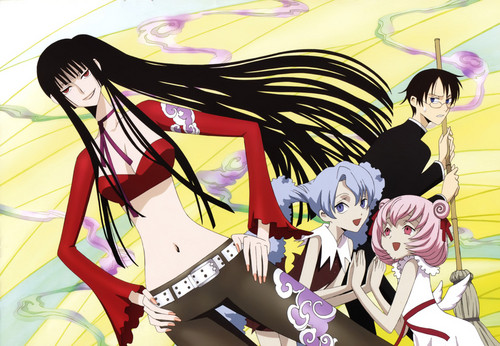 Anime wallpaper containing anime entitled XXX HOLIC