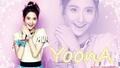 Yoona Kiss Me Baby-G by Casio  - im-yoona wallpaper