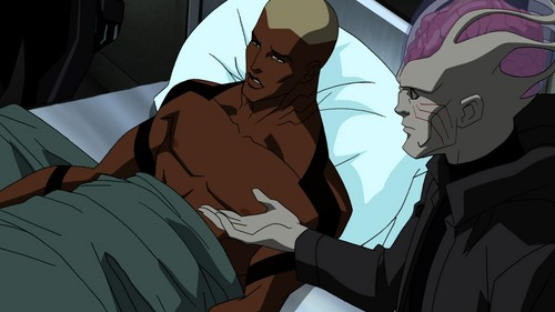 "Young Justice episode 38 ""Fix"" Screenshots"
