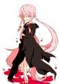 Yuno<3 - mirai-nikki fan art