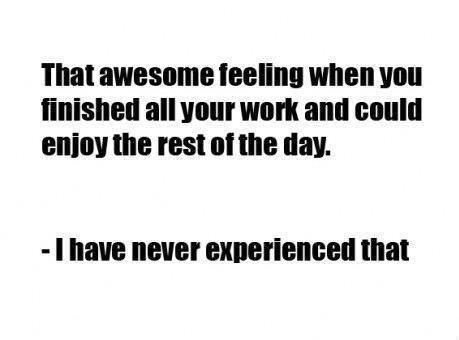 amazing feeling