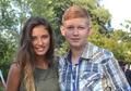 antonia iacobescu with romanian boy fan