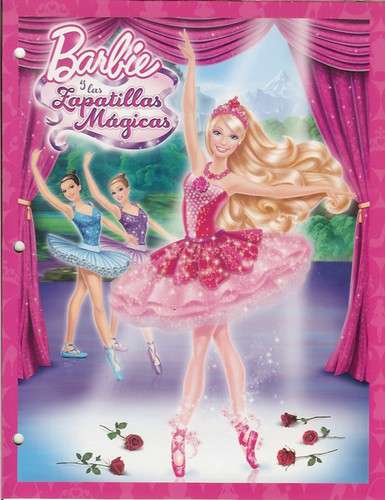 barbie in the roze shoes