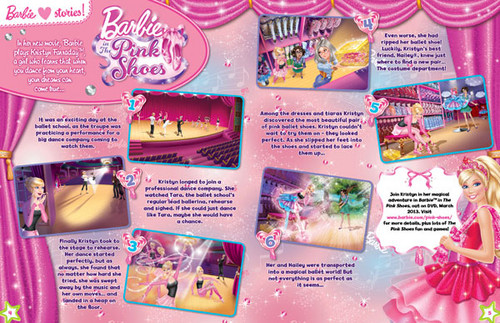 barbie magazine 2013