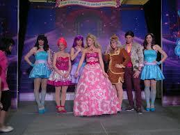 বার্বি princess and the popstar live