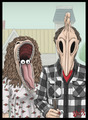 beetlejuice - tim-burton fan art