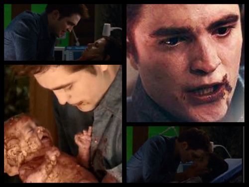 breaking dawn birth scene